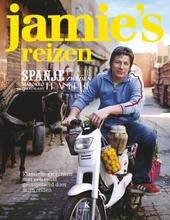Jamie's reizen : Italië, Spanje, Griekenland, Marokko, Zweden, Frankrijk : klassieke gerechten met een twist, geï...