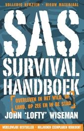 SAS survival handboek : overleven in het wild, op land, op zee en in de stad