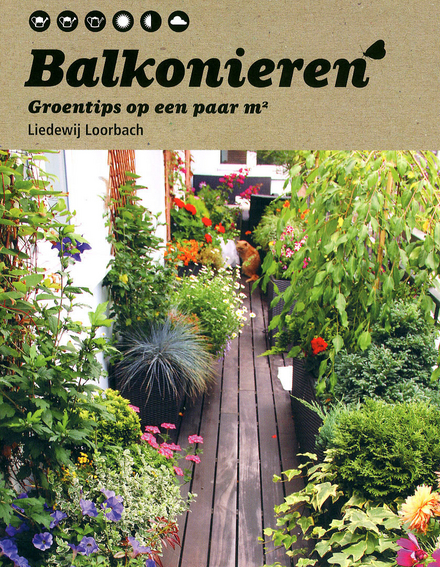 Balkonieren : groentips op een paar m²
