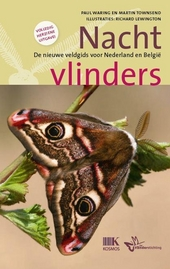 Nachtvlinders : de nieuwe veldgids voor Nederland en België