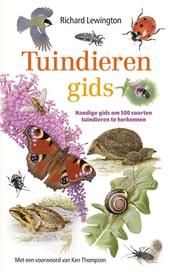 Tuindierengids : handige gids om 500 soorten tuindieren te herkennen