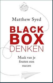 Black box-denken : maak van je fouten een succes