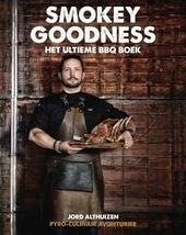 Smokey goodness. [1], Het ultieme BBQ boek