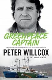 Greenpeace captain : mijn avonturen om de toekomst van onze aarde te redden