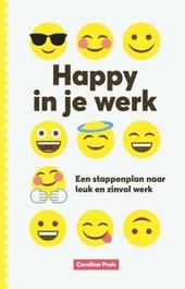 Happy in je werk : een stappenplan naar leuk en zinvol werk