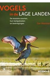 Vogels in de Lage Landen : de mooiste soorten, hun leefgebieden en bedreigingen