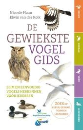 De gewiekste vogelgids : slim en eenvoudig vogels herkennen voor iedereen