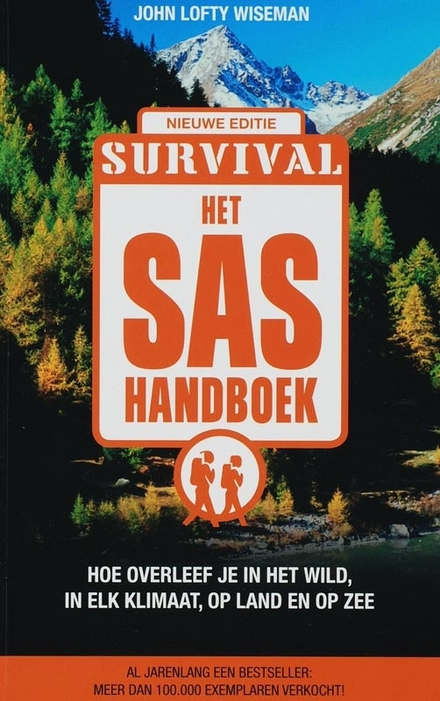 Survival : het SAS handboek