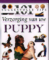 Verzorging van uw puppy