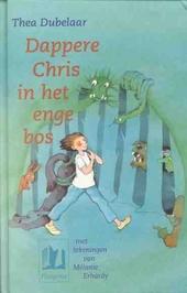 Dappere Chris in het enge bos