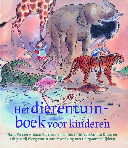 Het dierentuinboek voor kinderen