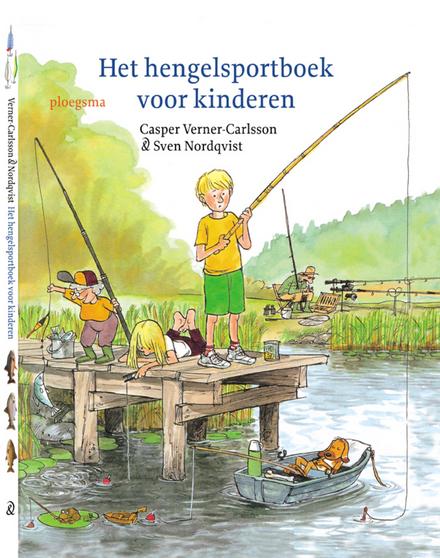 Het hengelsportboek voor kinderen