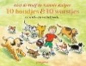 10 hondjes & 10 worstjes : een tel- en vertelboek