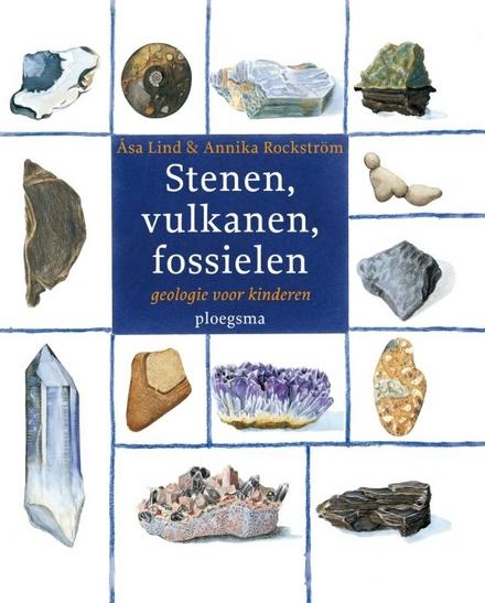 Stenen, vulkanen, fossielen : geologie voor kinderen