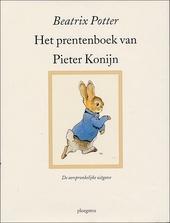 Het prentenboek van Pieter Konijn