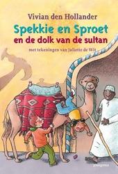 Spekkie en Sproet en de dolk van de sultan