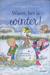 Wauw, het is winter!