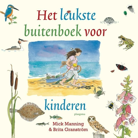 Het leukste buitenboek voor kinderen