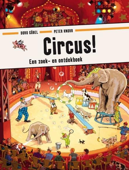 Circus! : een zoek- en ontdekboek