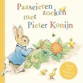 Paaseieren zoeken met Pieter Konijn