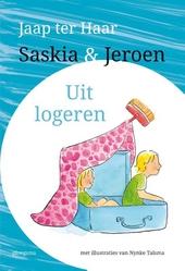 Saskia en Jeroen uit logeren