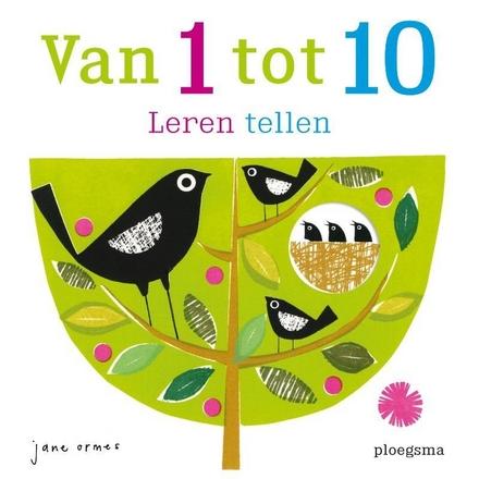 Van 1 tot 10 : leren tellen