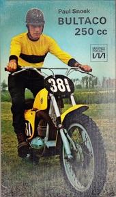 Bultaco 250 CC
