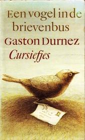 Een vogel in de brievenbus : cursiefjes