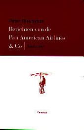 Berichten van de Pan American Airlines en Co : gedichten