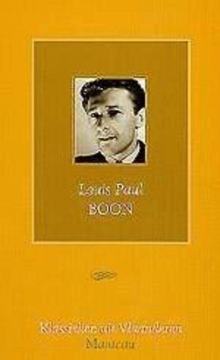 Louis Paul Boon : het recht van vervormen