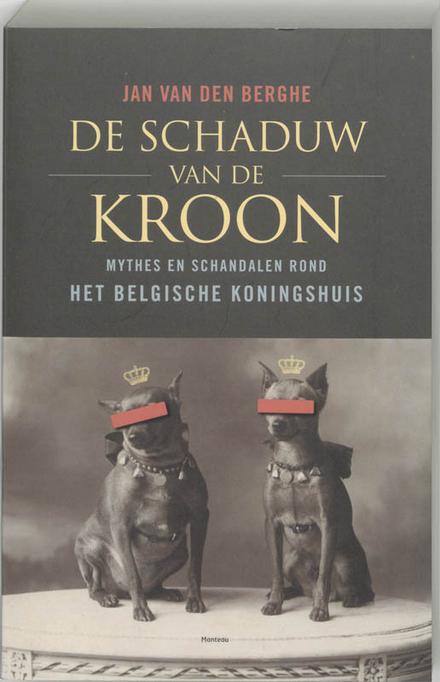 De schaduw van de kroon : mythes, schandalen en verhalen rond het Belgische koningshuis