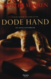 Dode hand : een advocatenthriller