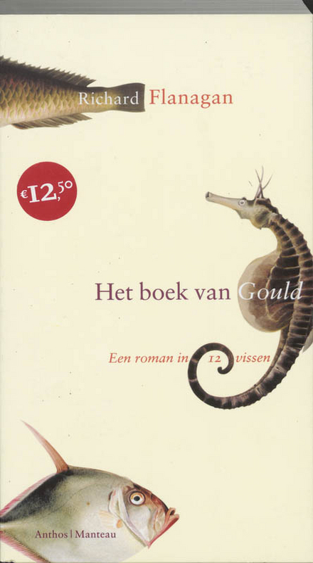 Het boek van Gould : een roman in twaalf vissen