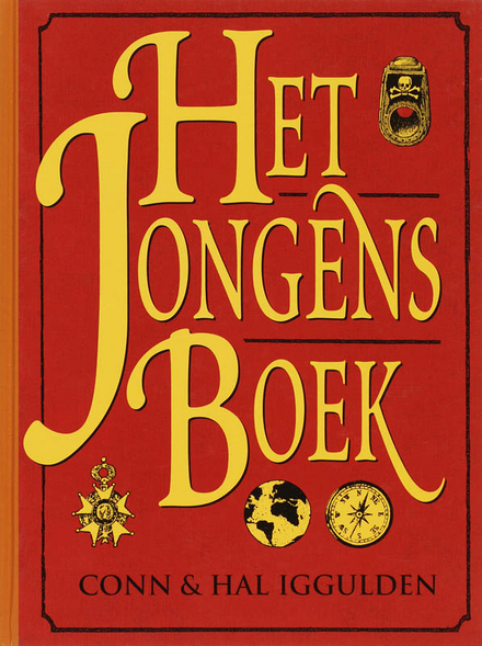 Het jongensboek