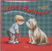 Anton & Harley op stap : leer je kind veilig omgaan met een hond