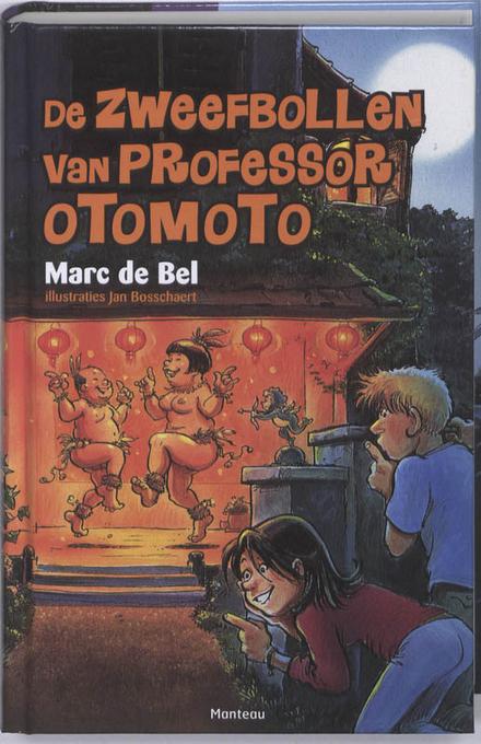 De zweefbollen van professor Otomoto