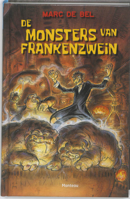De monsters van Frankenzwein
