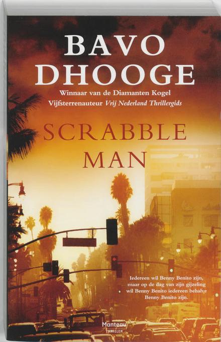 Scrabble man