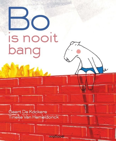 Bo is nooit bang