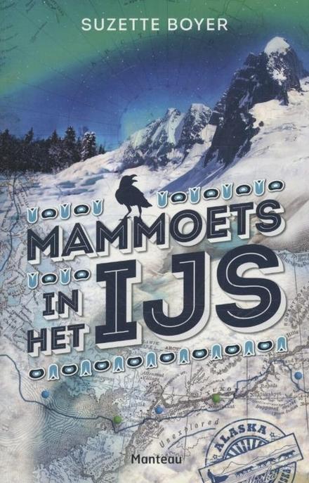 Mammoets in het ijs : Luna