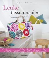 Leuke tassen naaien : 18 vrolijke tassen voor elke gelegenheid