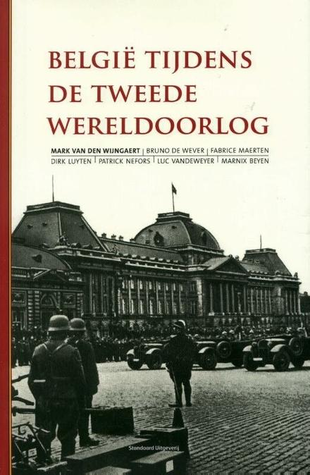 België tijdens de Tweede Wereldoorlog