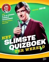 Het slimste quizboek ter wereld : editie 2015