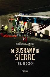 De busramp in Sierre : 1 pil, 28 doden