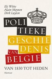 Politieke geschiedenis van België van 1830 tot heden