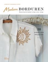 Modern borduren : basistechnieken stap voor stap