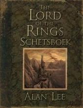 Het The lord of the rings schetsboek