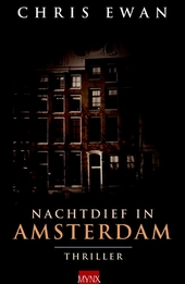 Nachtdief in Amsterdam