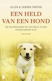 Een held van een hond : hoe een ondeugende pup een familie in nood er weer bovenop hielp