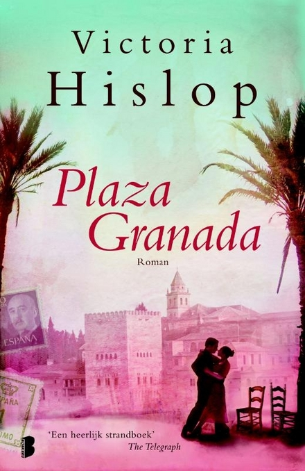 Plaza Granada - Granada ten tijde van Franco